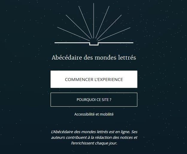 Abecedaire Des Mondes Lettres La Librotheque